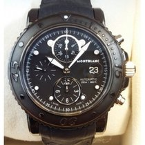 Montblanc Men's Sport Chronograph Watch   ref: 104279