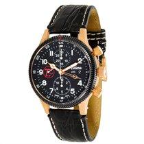 Tutima Grand Classic Alpha Chronograph 789-01 Men's Watch...