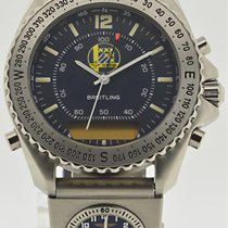 Breitling Navitimer Pluton Team 60 UTC - Full Set