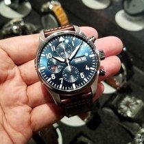"IWC IW377714 Pilot's Watch Chronograph ""Le Petit..."