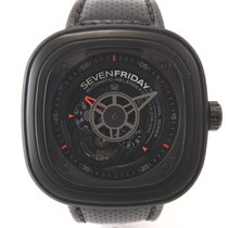 "Sevenfriday P3-01 Industrial ""The Racer"" Full set 2016"