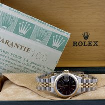 Rolex Oyster Perpetual Lady Datejust LC100 Fullset Rolex Box +...