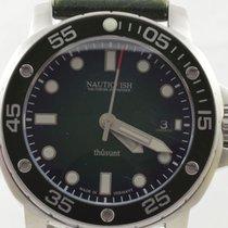 Nauticfish Thusunt Gruoni Vintage Herren Uhr 43mm Top Zustand...
