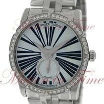 ロジェ・デュブイ (Roger Dubuis) Excalibur Ladies 36mm Automatic, White...
