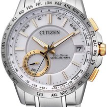 Citizen Elegant Eco Drive Satellite Wave CC3004-53A