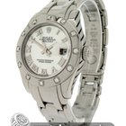 Rolex Ladies Pearlmaster 18ct White Gold