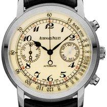 Audemars Piguet Jules Audemars Selfwinding Chronograph Mens