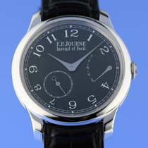 F.P.Journe Chronometre Souverain 40mm Black label  Edition...