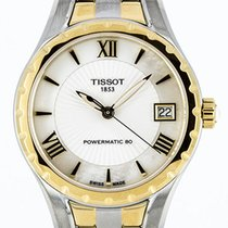 Tissot T-Trend Lady 80 Automatic Vergoldet