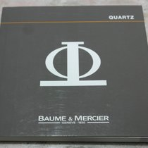 Baume & Mercier vintage booklet  for quartz models...