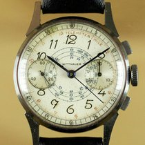 Wittnauer Vintage Telemeter Snail-Dial Chronograph