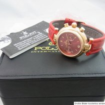 Poljot International Chronograph Mechanisch Box Papiere