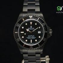 勞力士 (Rolex) Ref.16600 Sea-dweller Black Dial Custom Made Pvd,...