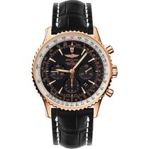Breitling Men's RB0127E6/BF16/760P Navitimer 01 Limited...