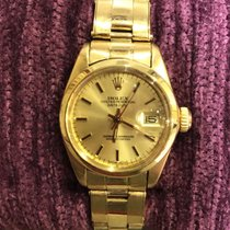 Rolex señoras Datejust Oro 26MM Presidente-Color) Dial, mode