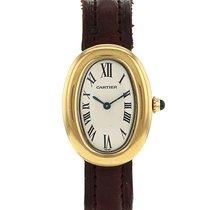 Cartier Baignoire en or jaune Vers 1990