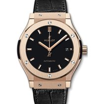 Hublot Classic Fusion 45mm Rose Gold Watch