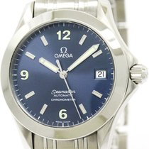 Omega Seamaster Automatic Stainless Steel Men's Sports...