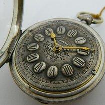 Paragon key winding pocket watch