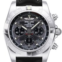 Breitling Men's AB011012/F546/435X Chronomat 44 Watch