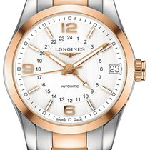 Longines Conquest Classic Automatic GMT 42mm L2.799.5.76.7