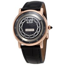 Cartier Rotonde de Cartier Jumping Hours Manual 18K Rose Gold