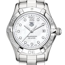 TAG Heuer Aquaracer Stainless Steel Ladies WAF1415.BA0824