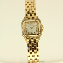 Cartier Panthere Petite SM - MOP dial with original diamond...
