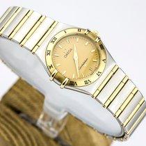 Omega CONSTELLATION GOLD18K/STEEL REF.12721999