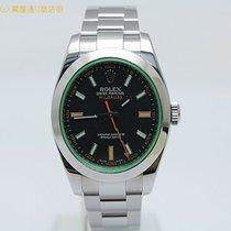 Rolex ロレックス ミルガウス 116400GV V番