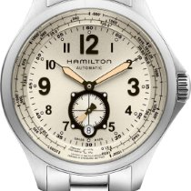 Hamilton Khaki Aviation H76655123 Herren Automatikuhr Sehr gut...