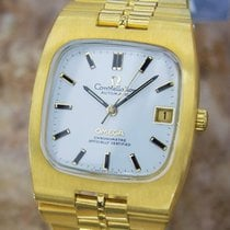 Omega Constellation Chronometer Automatic Swiss Made Mens...