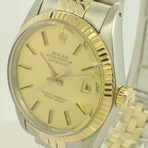 Rolex Oyster Perpetual Datejust  ref 16013 quckset gold and steel