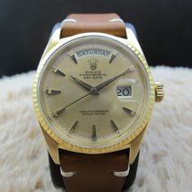 Rolex DAY-DATE 1803 18K Gold with Original Matt Gold Dial with...