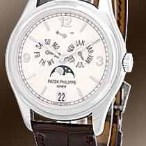 "Patek Philippe Gent's 18K White Gold  Ref. 5146 ""Annua..."