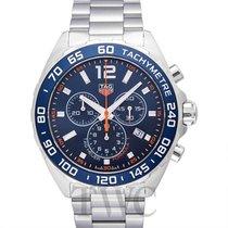 TAG Heuer Formula 1 Chronograph Blue Steel 43mm - CAZ1014.BA0842