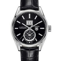 TAG Heuer carrera calibre 8 grand date gmt
