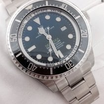 Rolex Deep Sea Sea Dweller James Cameron Deep Blue Dial