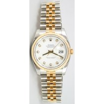Rolex Datejust 116233 Men's Steel and 18K Yellow Gold New...