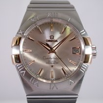 Omega Constellation Co-Axial Chronometer 38mm