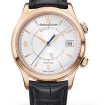 Jaeger-LeCoultre Ladies Q1412530 Master Memovox Watch