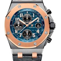 Audemars Piguet Royal Oak Offshore 18K Pink Gold &...