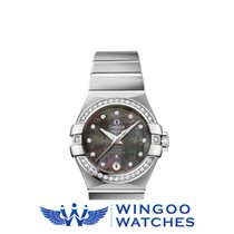 Omega - CONSTELLATION OMEGA CO-AXIAL 27 MM Ref. 123.15.27.20.5...