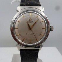 Omega vintage 1954 seamaster SPECIAL LUGS ref 14350-1 SC...