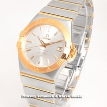 Omega Constellation Chronometer Co Axial