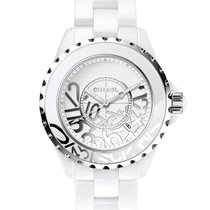 Chanel OR. J12 GRAFFITI 33MM Q CER Limited Edition 1000 pcs