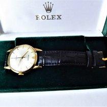 Rolex - triple signed Gents swiss wrist watch. hallmarked...