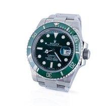 """Rolex Submariner Date """"Hulk"""" - 116610LV - Box &..."""