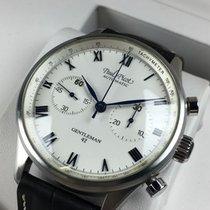 Paul Picot Gentleman 42 chronograph automatic watch