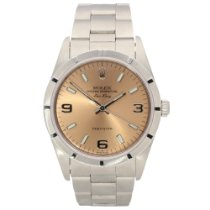 Rolex Air King 14010m - Gents Watch - Copper Dial - 2005